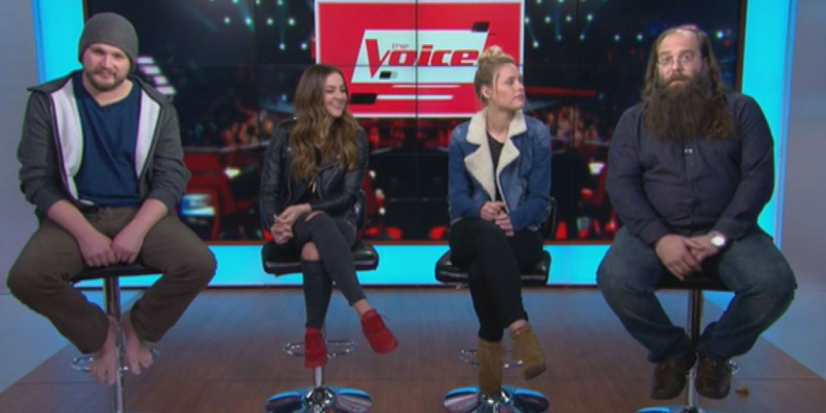First at Four: 'The Voice' finalists talk about their time on the show