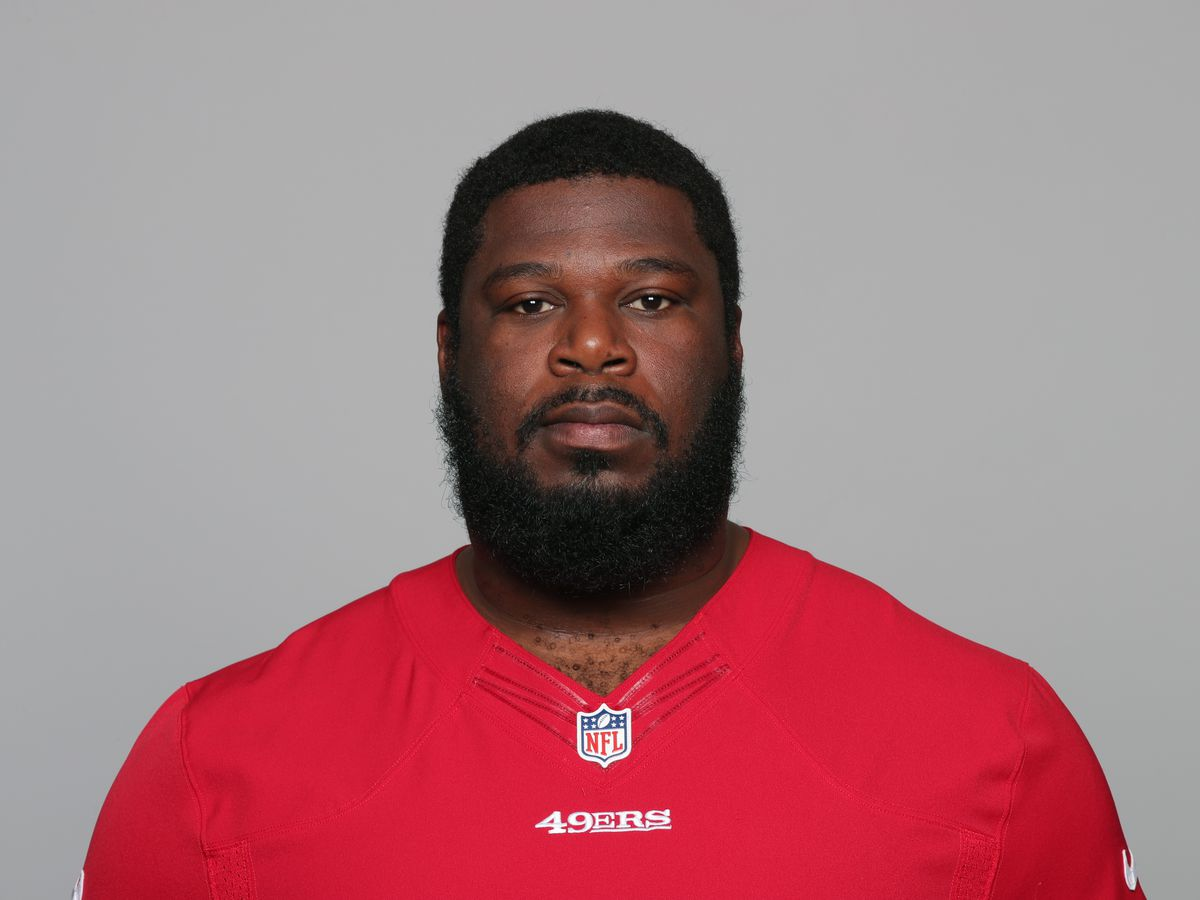 Jonathan Cooper signed by Oakland Raiders