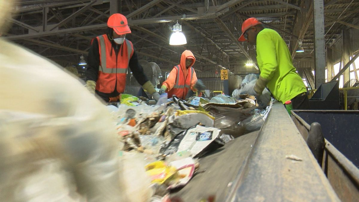 Conserve Cape Fear: What can and cannot be recycled at New Hanover County's facility