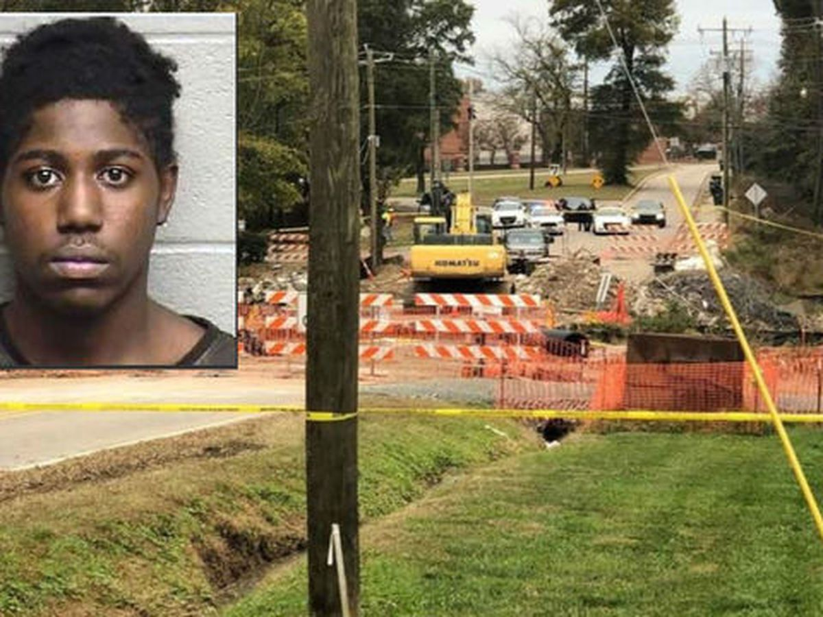 Teen charged after man's body found at Durham construction site