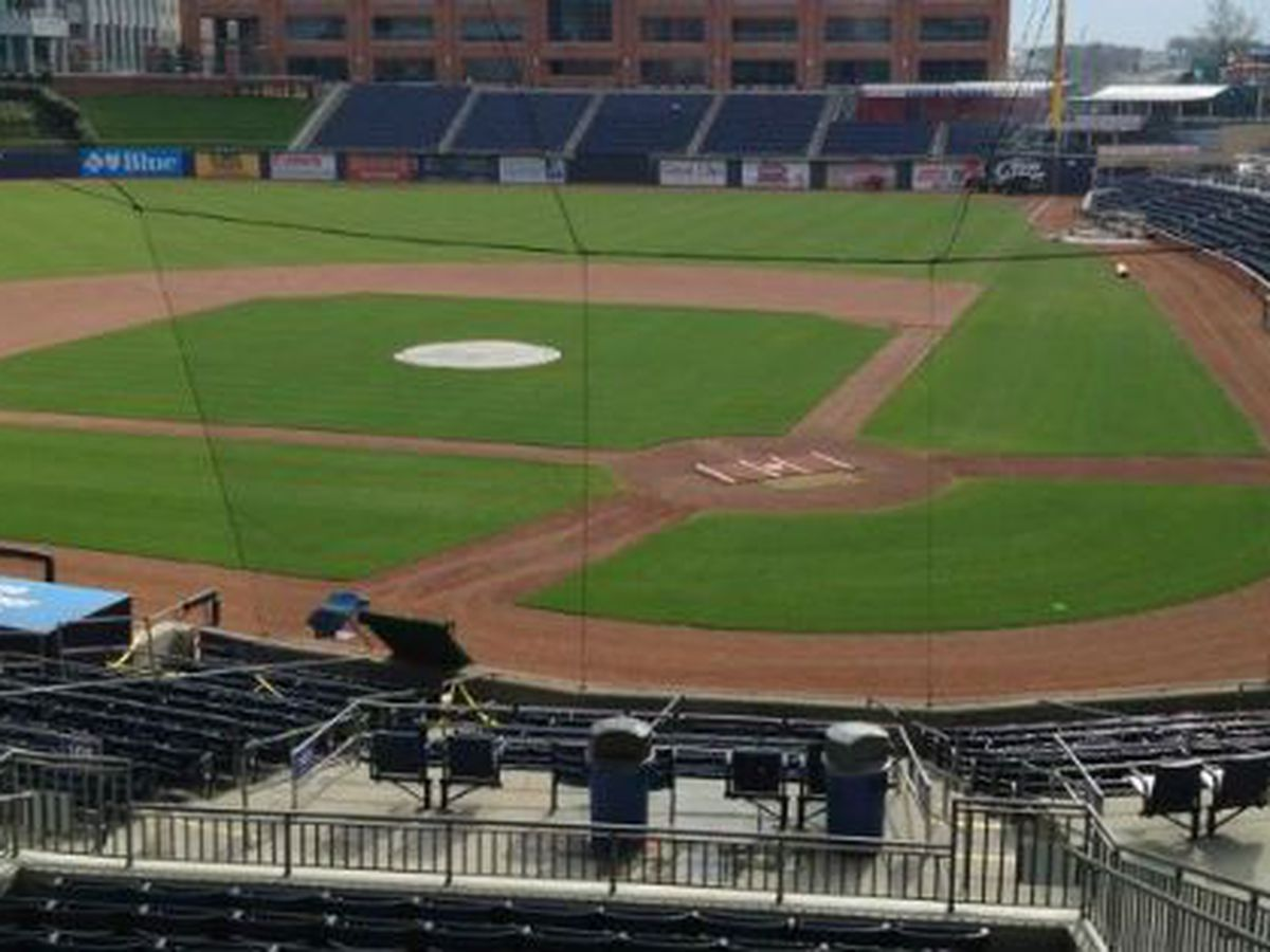 Durham Bulls pitcher in stable condition after liner to head