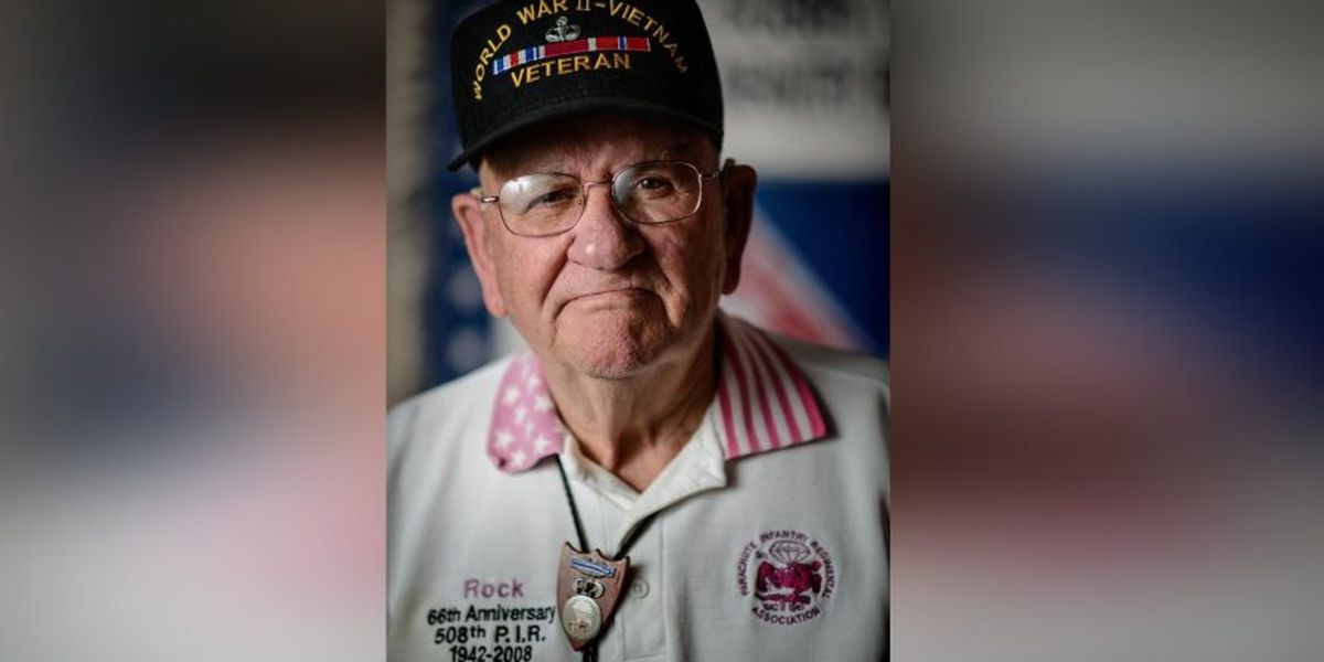 Fort Bragg officials ask community to send letters to WWII, Vietnam veteran in hospital