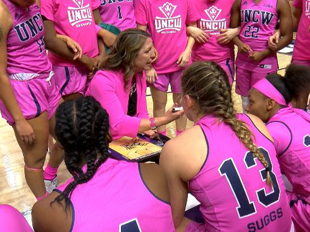 UNCW women's basketball team to host Pink Day for Kay Yow Cancer Fund
