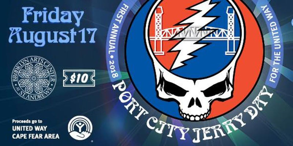 Port City Jerry Garcia Day will raise money for charity