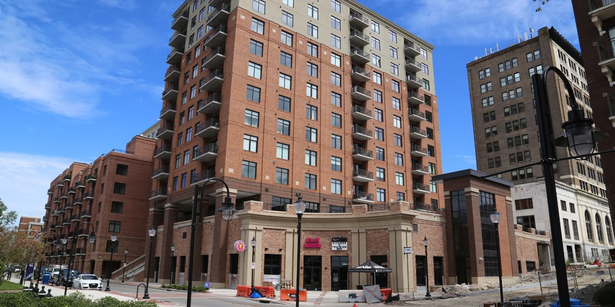 Parking debts pile up after late payments at River Place