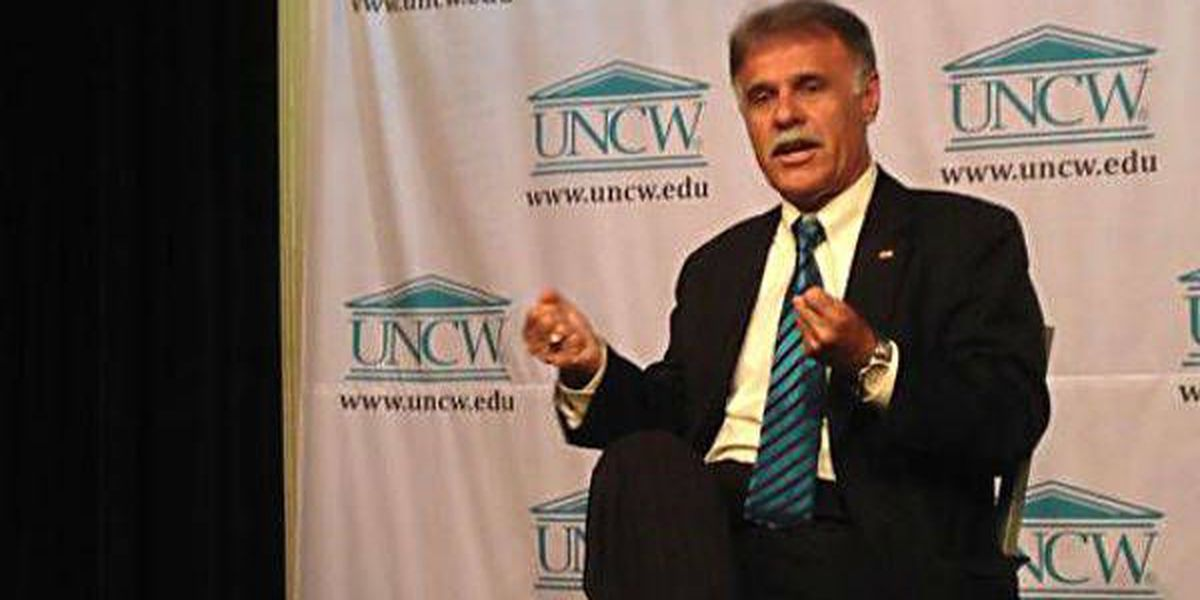 UNCW chancellor discusses $25K scholarship gift, Silent Sam