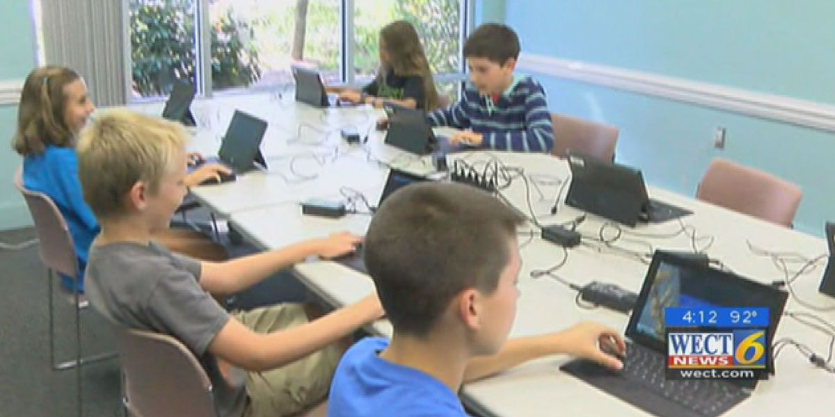 First at Four: Minecraft Monday has kids learning something new every week