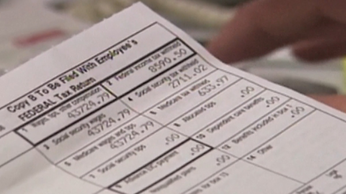 New Hanover County offers free drop-off tax preparation and filing service