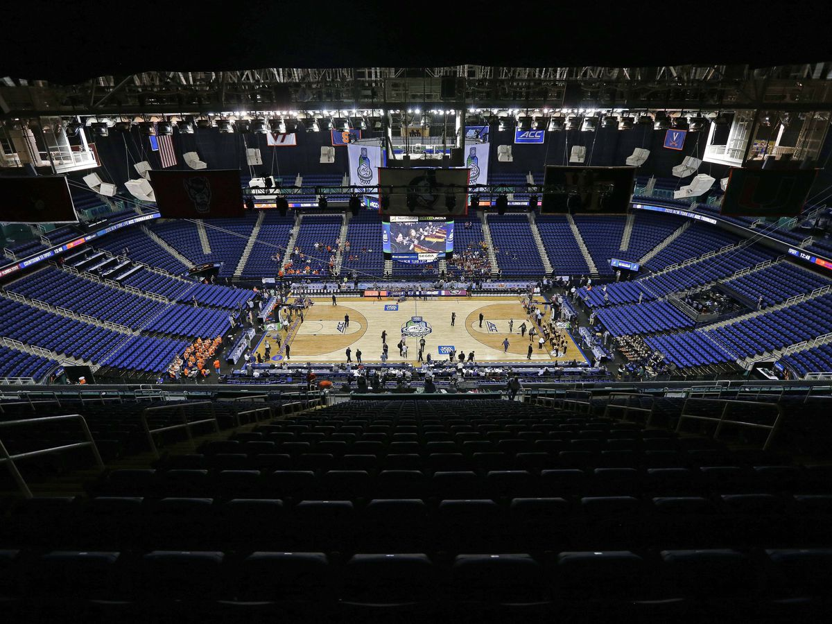 ACC moves 2021 men's basketball tournament from Washington to Greensboro