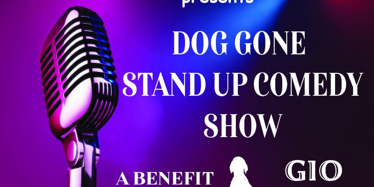 Comedy is going to the dogs!