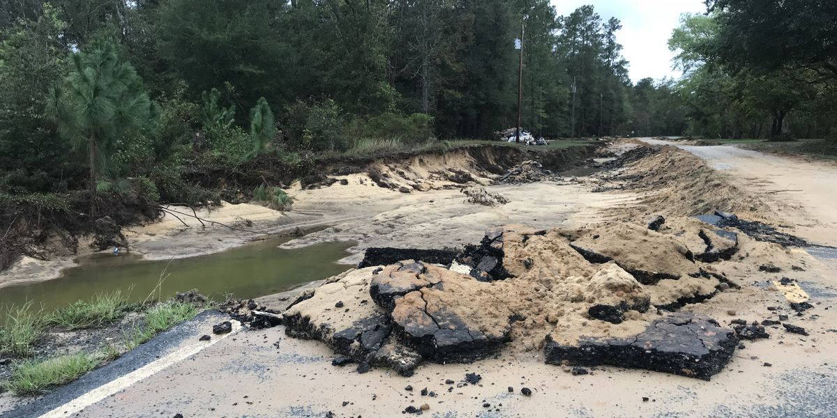 Fearing future storm damage, committee works to fix Bladen Co. dike