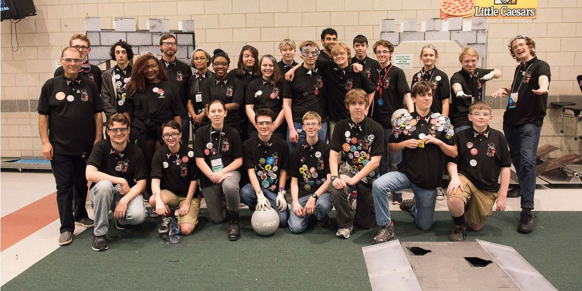 Team of high school students to compete in Robotics World Championship