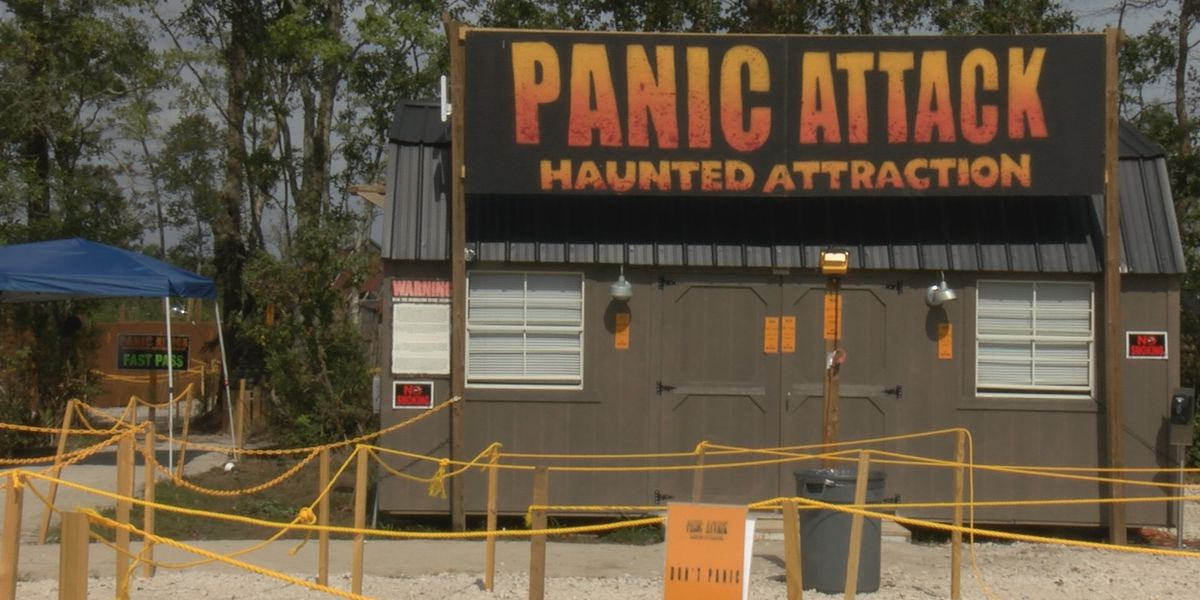 A good scare: Panic Attack haunted attraction takes precautions against COVID-19
