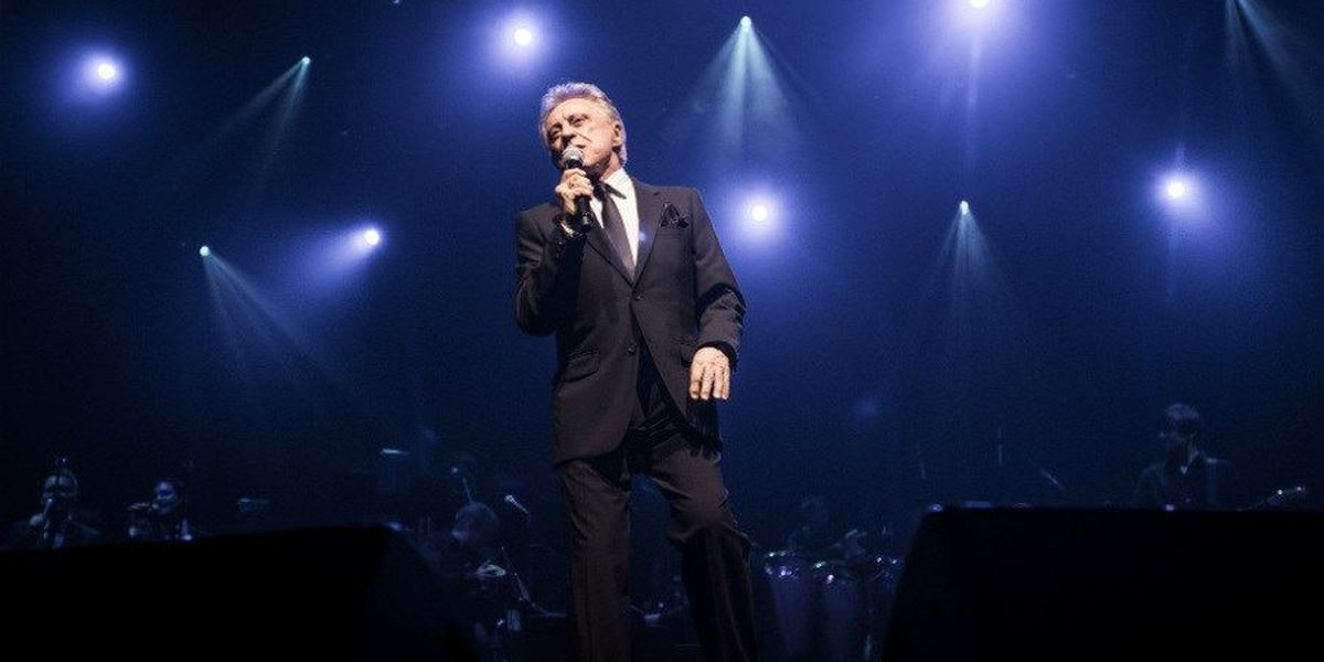 Frankie Valli and The Four Seasons concert canceled