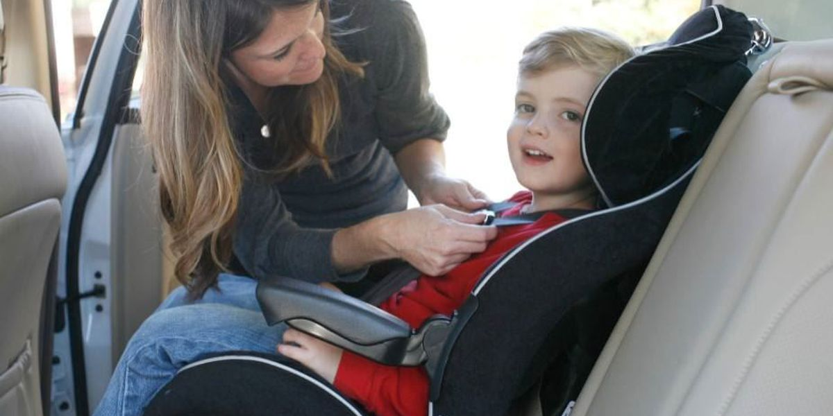 HAPPENING TODAY: Community car seat checkup and baby shower
