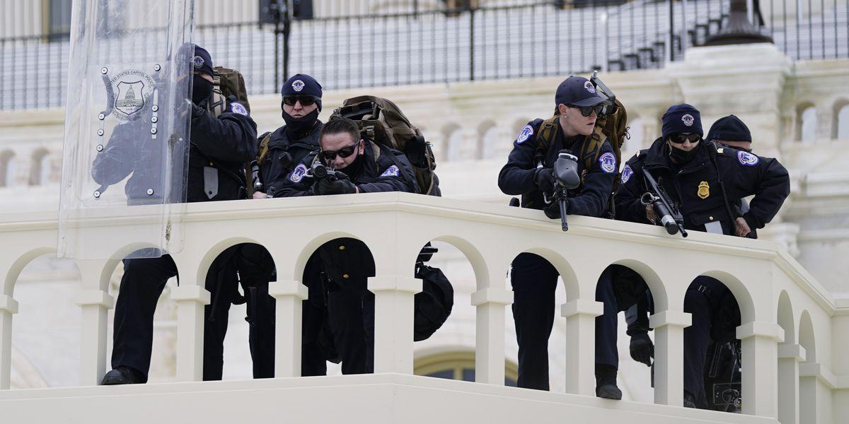 Watchdog says Capitol Police deficient at monitoring threats