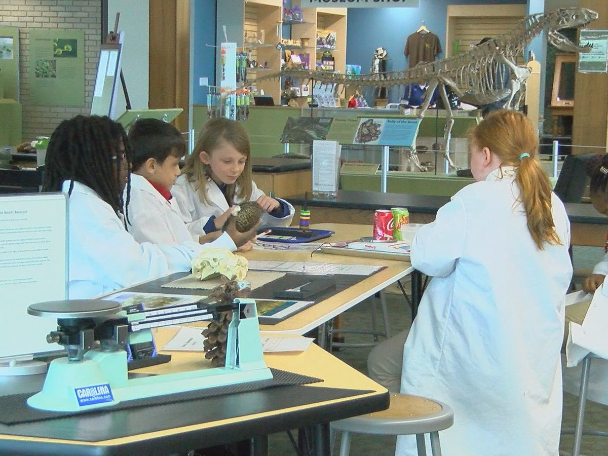 Whiteville museum offers hands-on, interactive learning experiences to get students out of classroom