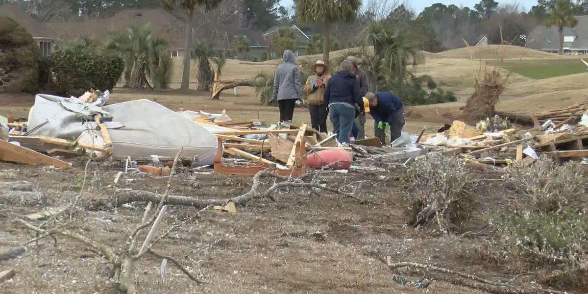 Brunswick County declares state of emergency in tornado's wake