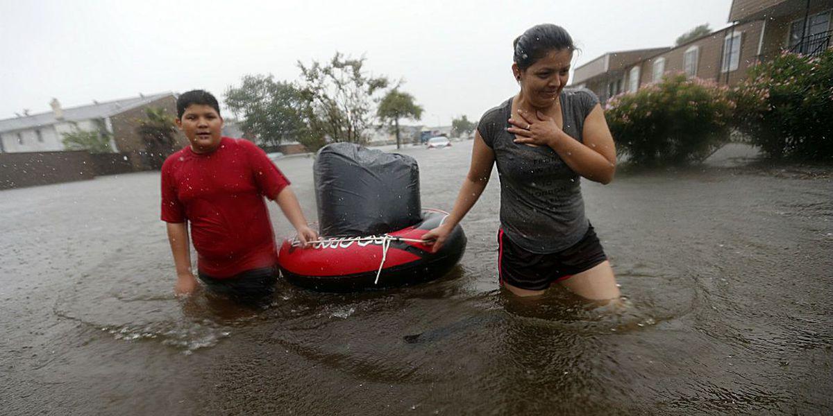 My turn: Helping those impacted by Hurricane Harvey