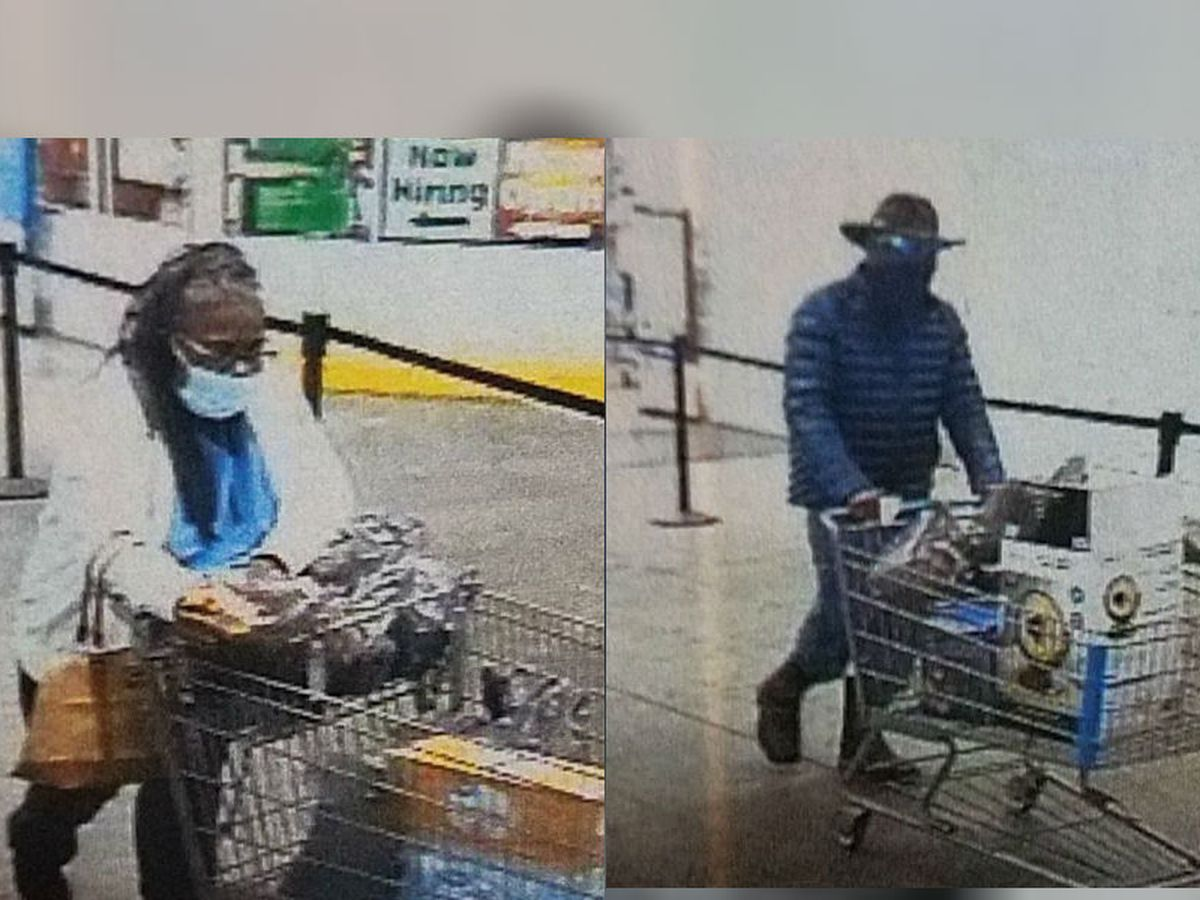 Southport Police looking for suspects involved in 'criminal incident' at Walmart