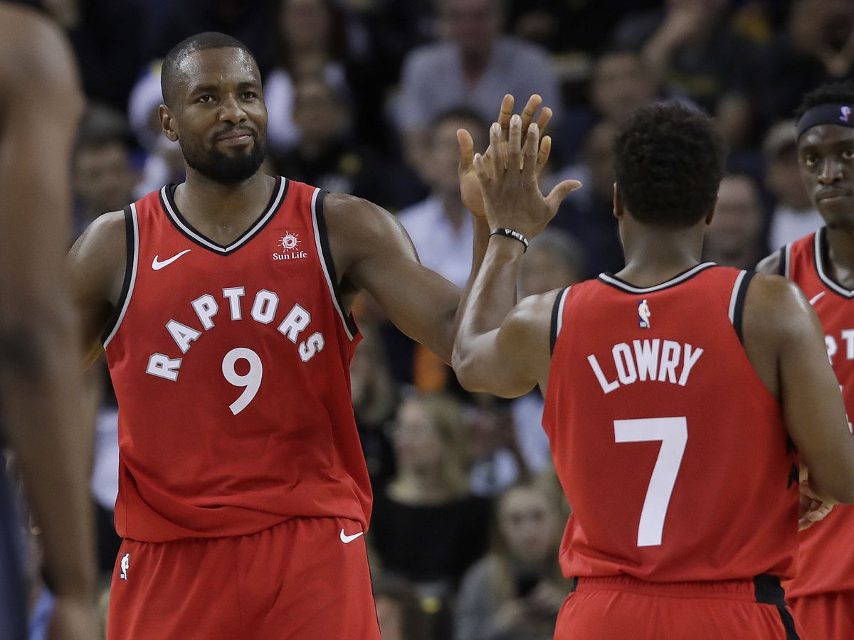 Raptors rout Warriors 113-93 without Kawhi to complete sweep