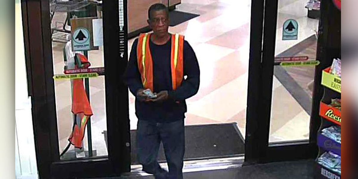 WPD asks for help identifying man accused of using fake cash at grocery stores
