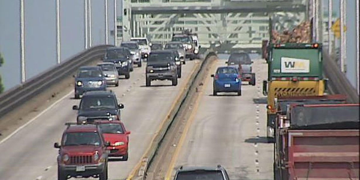 TRAFFIC ALERT: Both bridges to open for ship today