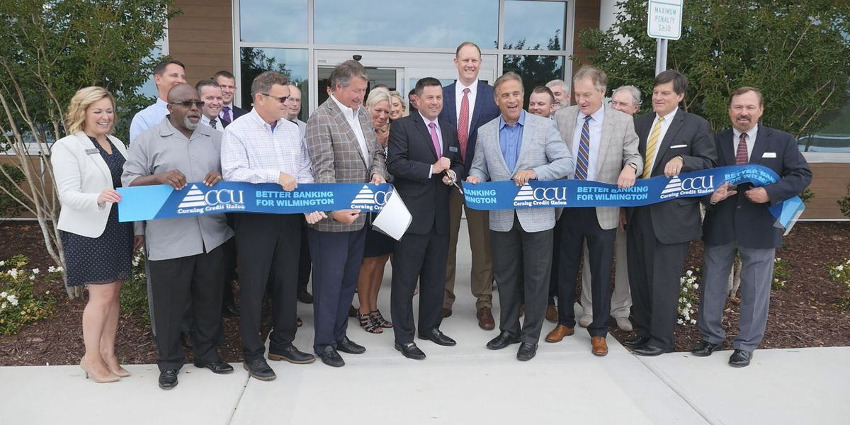 Corning Credit Union cuts ribbon on new regional office in Wilmington