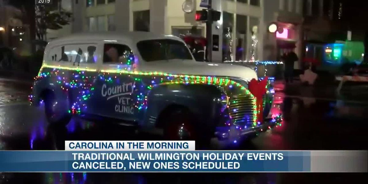 Holiday events canceled