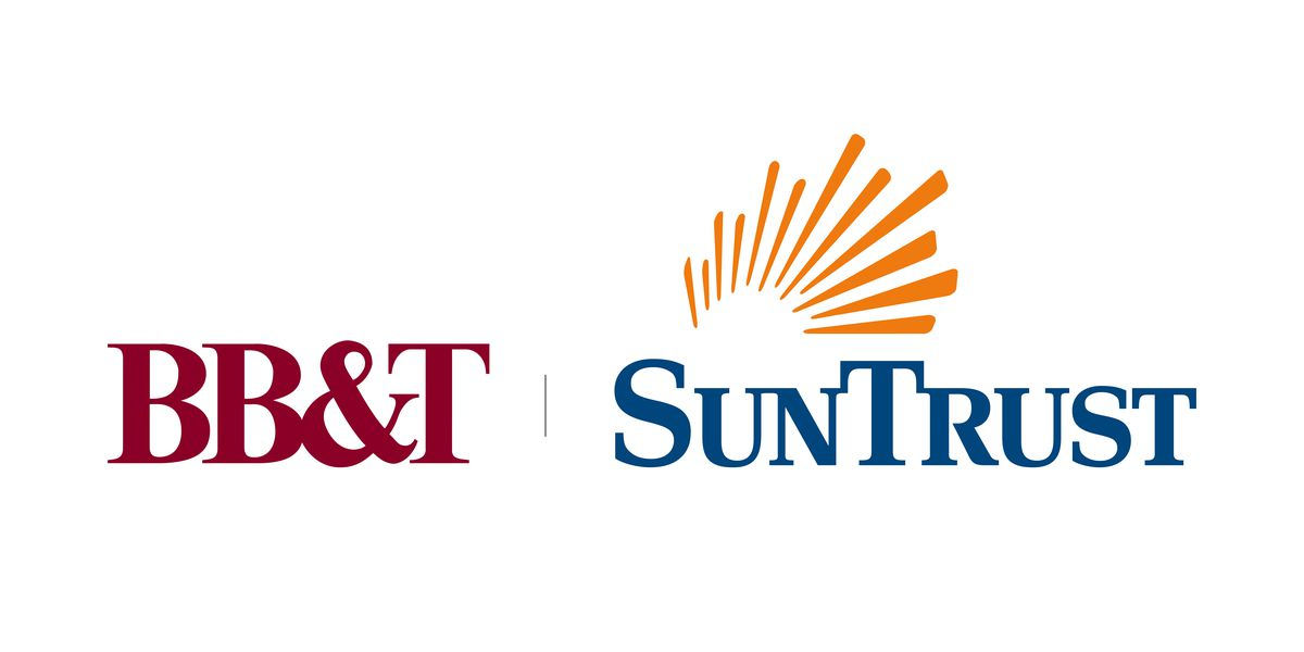 BB&T, SunTrust announce name of combined bank