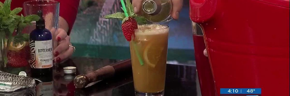 Recipe: Cocktails to make spirits bright at your holiday party