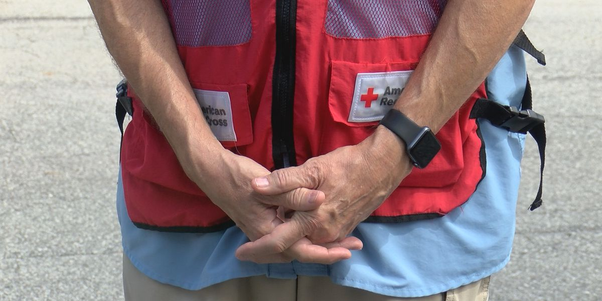 Pandemic prompts urgent need for Red Cross disaster relief volunteers