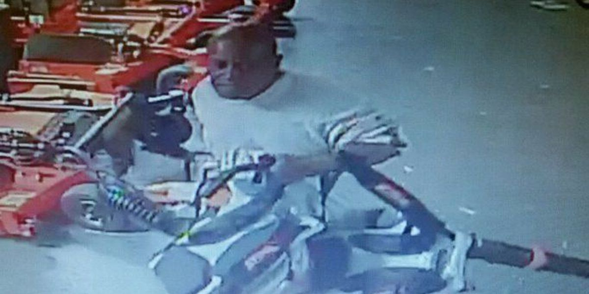 Know this guy? Man accused of robbing Wilmington business twice