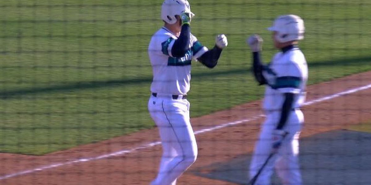 UNCW's Mason Berne named CAA player of the week