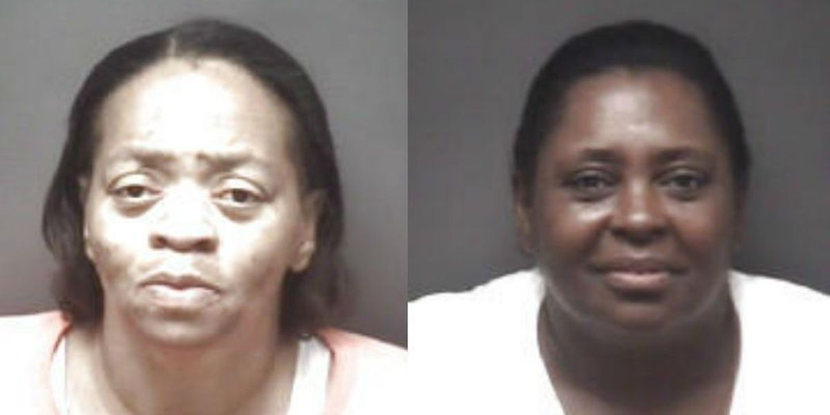 2 women accused of stealing thousands of dollars from elderly victim suffering from dementia