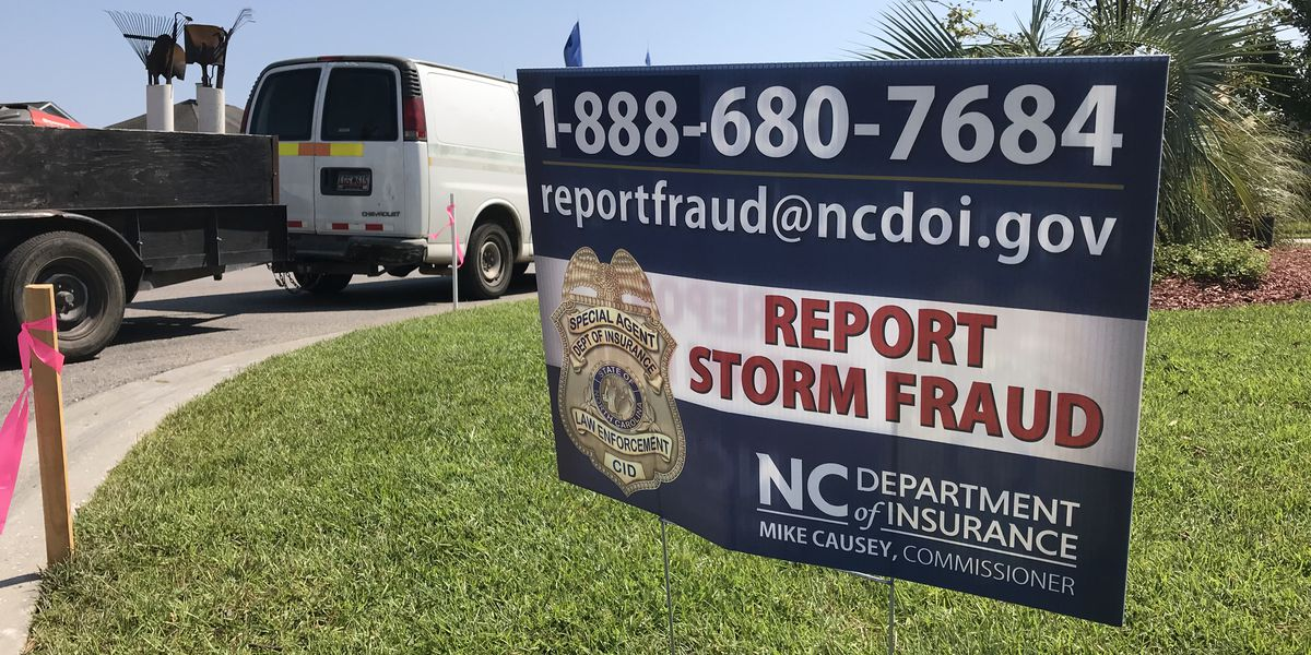 WECT Investigates: Avoiding post-storm scams
