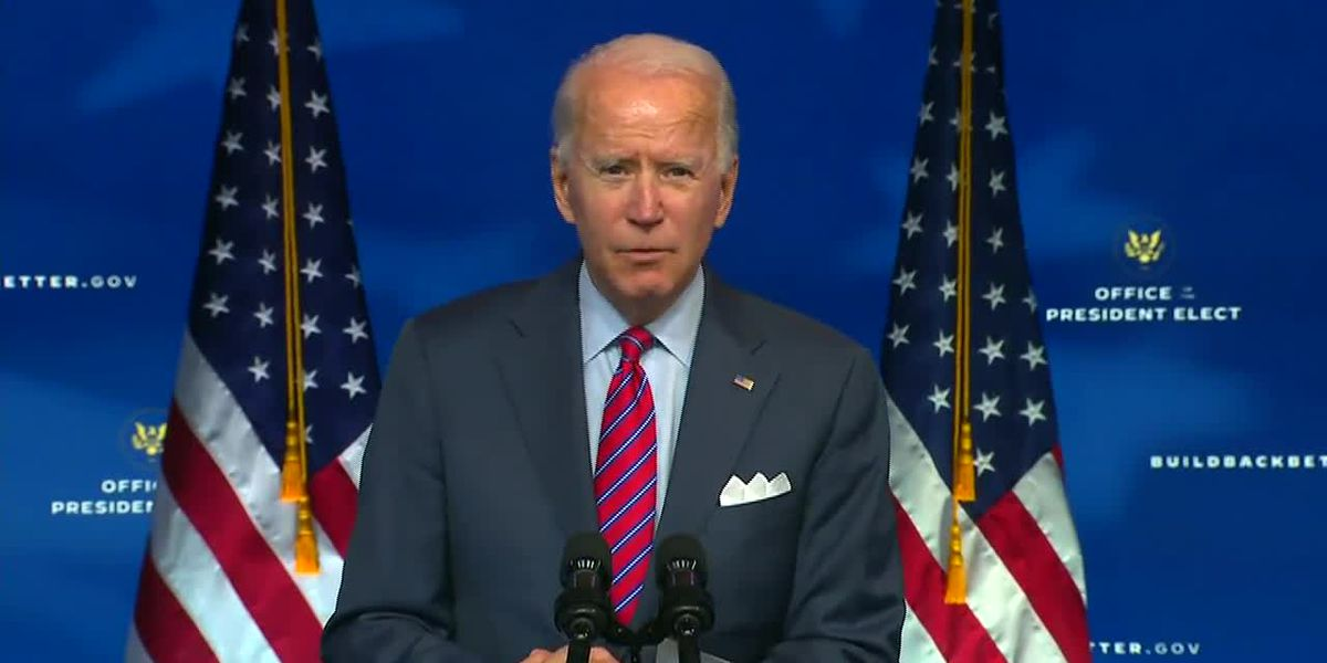 Biden discusses jobs report, COVID crisis