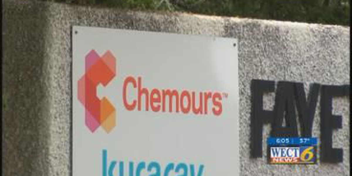 Chemours CEO on GenX: 'That's a permitting issue we have in NC'