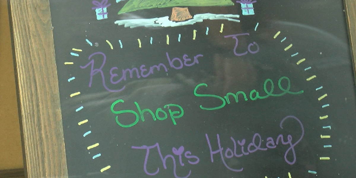 Shop owners encourage Wichitans to shop local ahead of Small Business Saturday