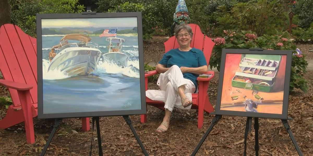 Virtual Art in the Arboretum to feature work from 90 artists