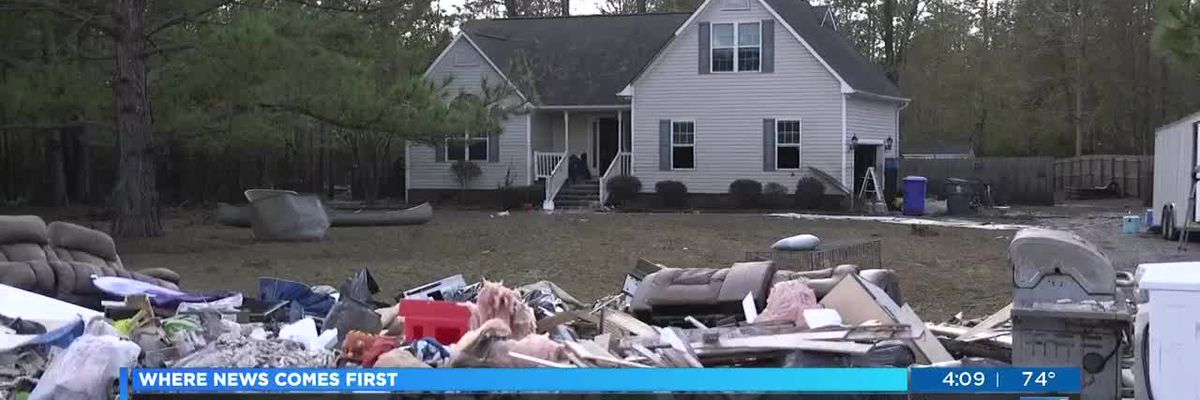 Furniture drive for Hurricane Florence victims