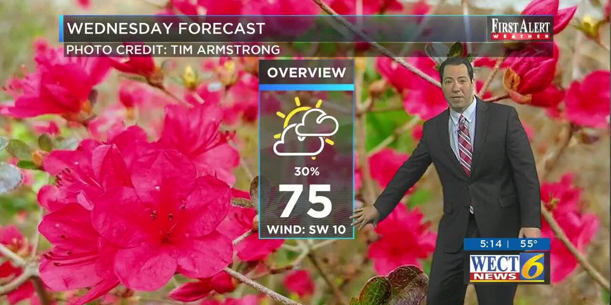 Your First Alert Forecast from Wed. morning, Mar. 11, 2020