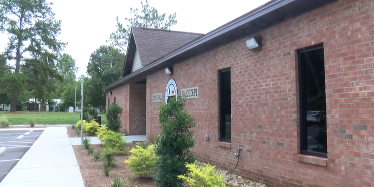 Highway 6: Fair Bluff works to move forward after hurricanes with new town hall, police headquarters, and visitor center