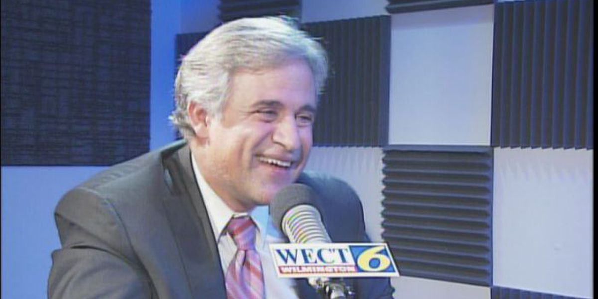 "Bill Saffo: How he became Wilmington's longest-serving mayor (""1on1 with Jon Evans"" podcast)"