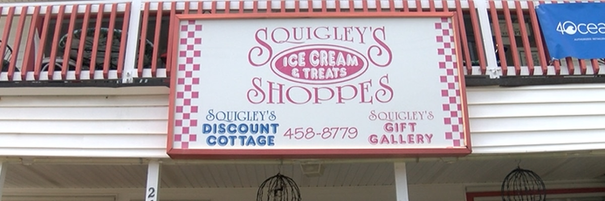 Carolina Beach ice cream shop up and running after Hurricane Florence