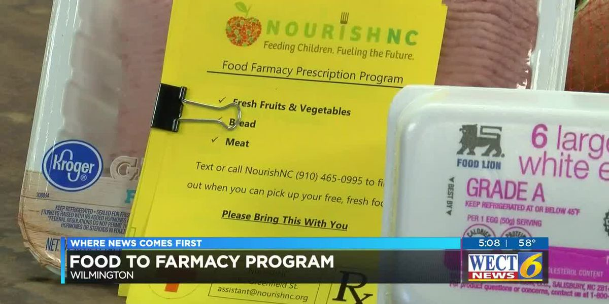 Nourish NC, Nunnelee Pediatric Clinic launch Food Farmacy program