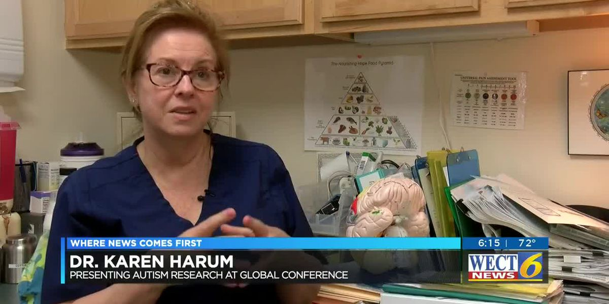 Wilmington doctor to present findings on autism research at international conference