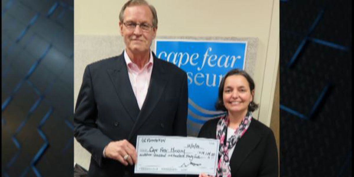 Cape Fear Museum awarded GE Foundation Grant