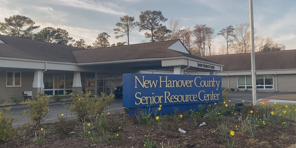 Reservations now needed at New Hanover County Senior Resource Center which opens Monday, April 12th