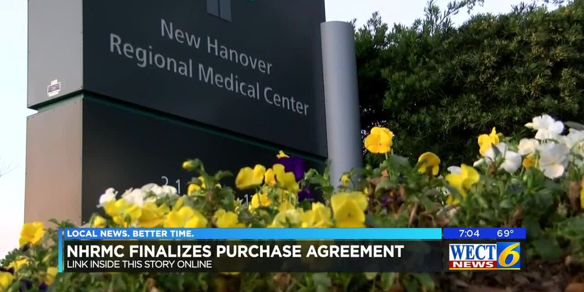 NHRMC final proposed purchase agreement released